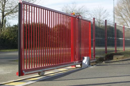 Vantagens portão de correr